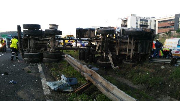 Fatal crash on the N2 (2)