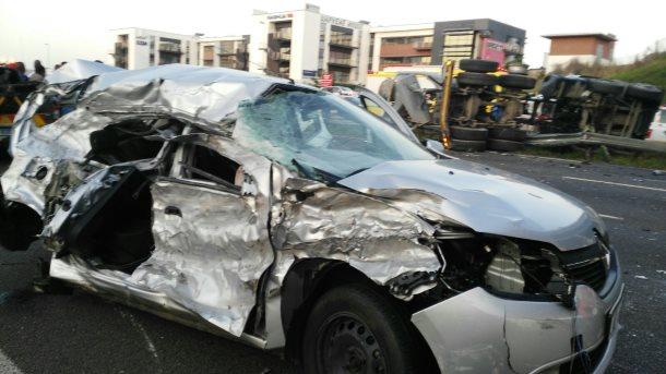 Fatal crash on the N2 (3)