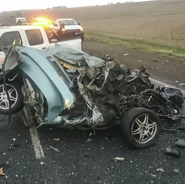 Five dead in N3 Warden crash (2)