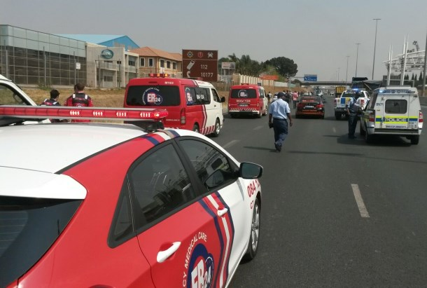 N12 Benoni shooting leaves three injured