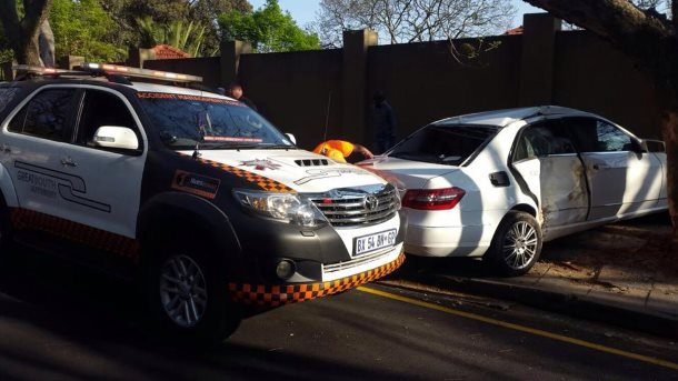 One person injured Houghton Drive collision (1)