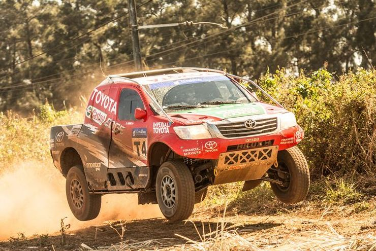 Toyota SA Dakar Team to tackle Morocco Rally