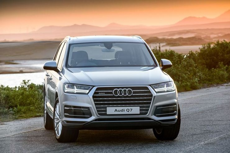 The all-new Audi Q7