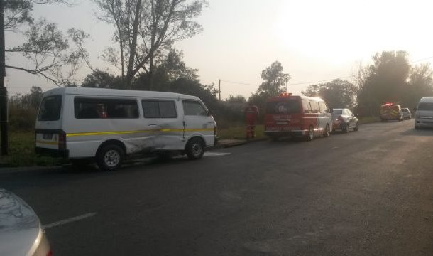 School children injured in Pietermaritzburg collision