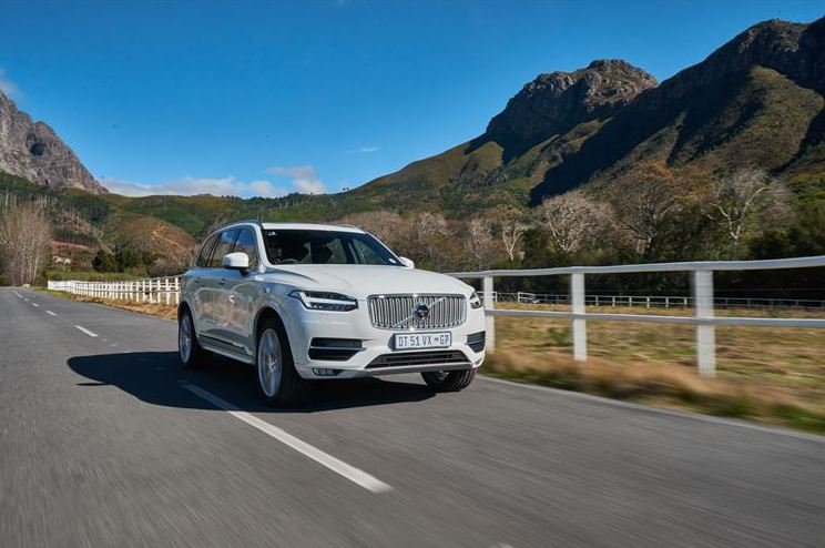 Volvo XC90 receives top five star rating in Euro NCAP