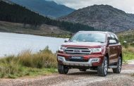 All-New Ford Everest Matches Refinement and Luxury with Rugged Capability & Safety