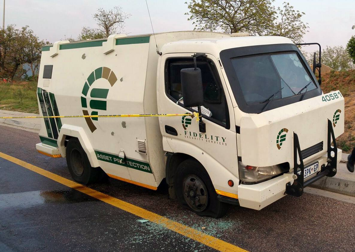 Cash in transit foiled in shootout in Mpumalanga