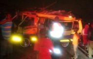 Eighteen injured in taxi smash near Umgeni Road