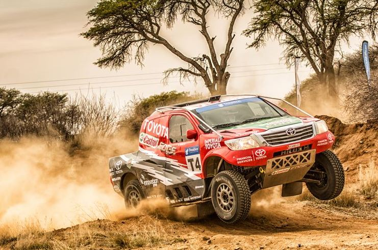 2015 Donaldson Cross-Country Championship to conclude with the Atlas Copco 450