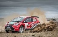 Toyota claims 2nd and 3rd spots as Rally Championship concludes