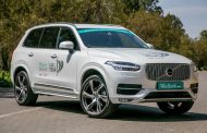 All-New Volvo XC90 selected as a Finalist in the 2016 WesBank / SAGMJ Car of the Year Competition
