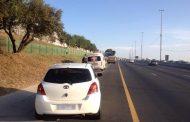 Fatal pedestrian crash on the N3 South before Marlboro Drive
