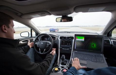 Ford First Automaker to Test Autonomous Vehicle at Mcity