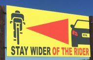 Man cycling to work critically injured when struck by taxi in Brakpan