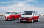 Volkswagen Commercial Vehicles presents the T-Series model