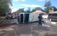 Taxi rolls near Pietermaritzburg injuring 14