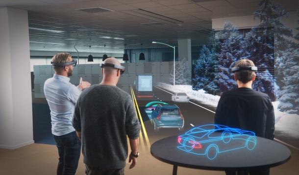 Volvo Cars and Microsoft to Collaborate on Next Generation Automotive Technologies (2)