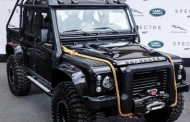 WARN Zeon winch used in forthcoming James Bond movie