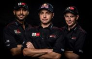 Mixed fortunes for Toyota Gazoo Racing SA at stage 8 of Dakar
