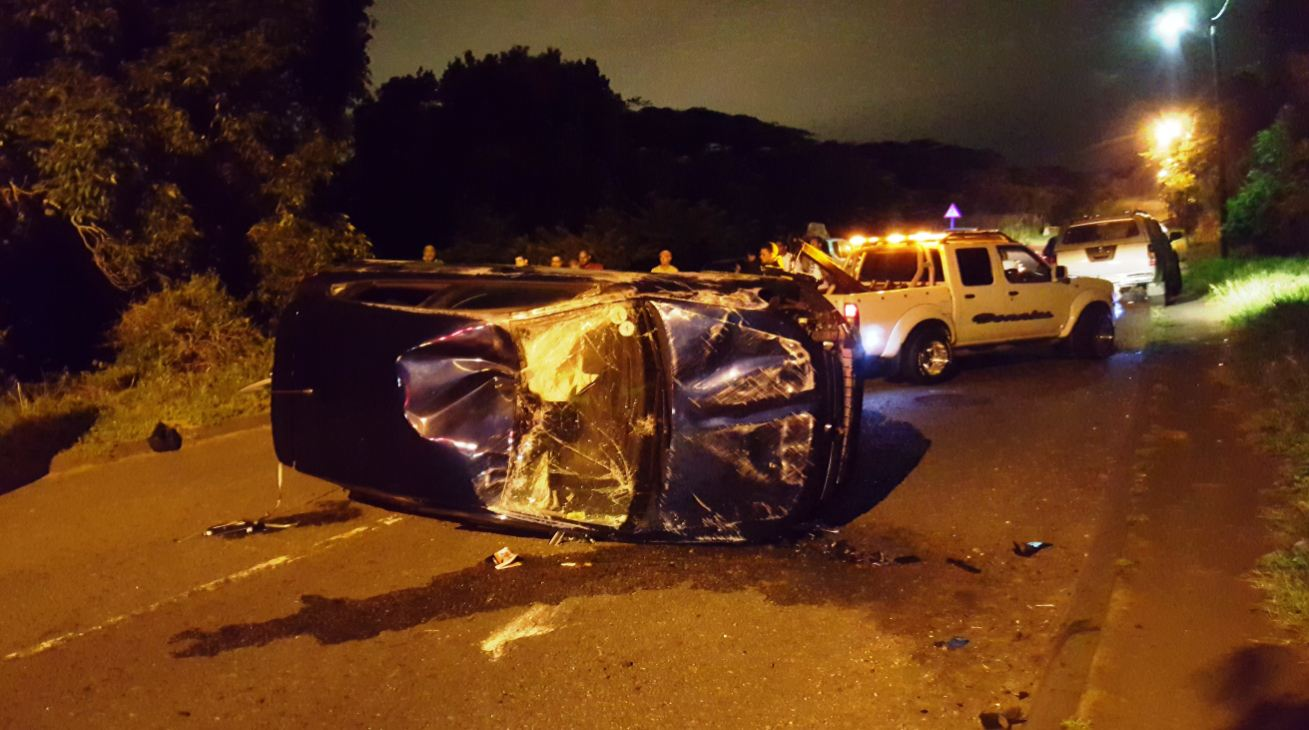 Driver killed in collision in Durban
