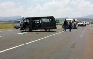 13 injured in N11 Ingogo taxi collision