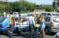 Amanzimtoti crash leaves one seriously injured