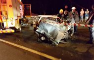 1 Killed in head on collision Bluff
