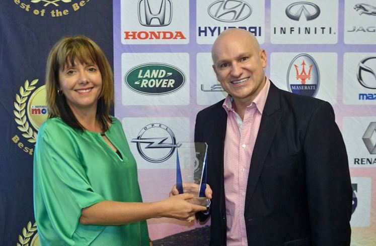 Opel Corsa Named Best of the Best