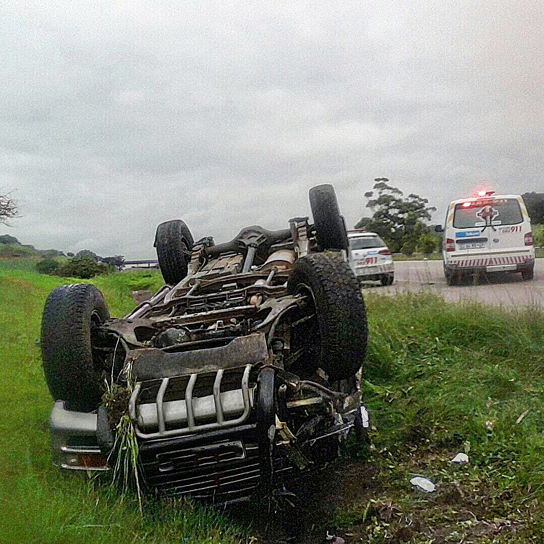 N2 Umhlali crash leaves one dead
