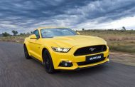 Legendary Ford Mustang Officially Launched in South Africa