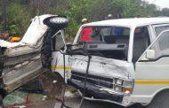 Old St Faiths Road crash leaves three injured