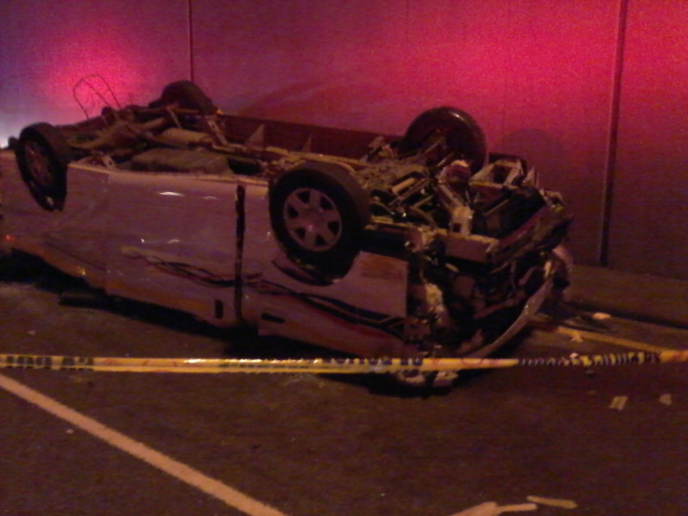 Crash at Centurion intersection becomes crime scene after shootout with police