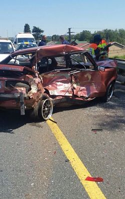 Man killed in collision on the N3 south between Heildelberg Road and Grey Avenue, Johannesburg