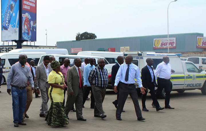 Authorities in KZN embark on taxi operations assessment