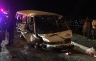 Children injured as taxi crashes, Kwamashu