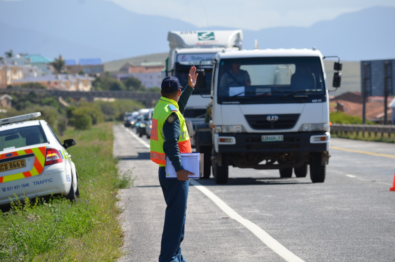 Commuters Warned of Possible Traffic Delays as Traffic Authorities Prepare to Clampdown on Lawlessness