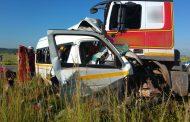 Head-on collision leaves three dead, nine others injured