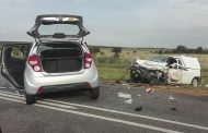 N12 Potchefstroom crash leaves one dead- two injured