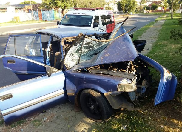 Man killed in Kemptonpark collision