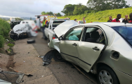 1 Dead and 1 Seriously injured in Marianhill crash