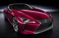 Sa-Bound Lexus LC 500 Wins Two Awards in Detroit