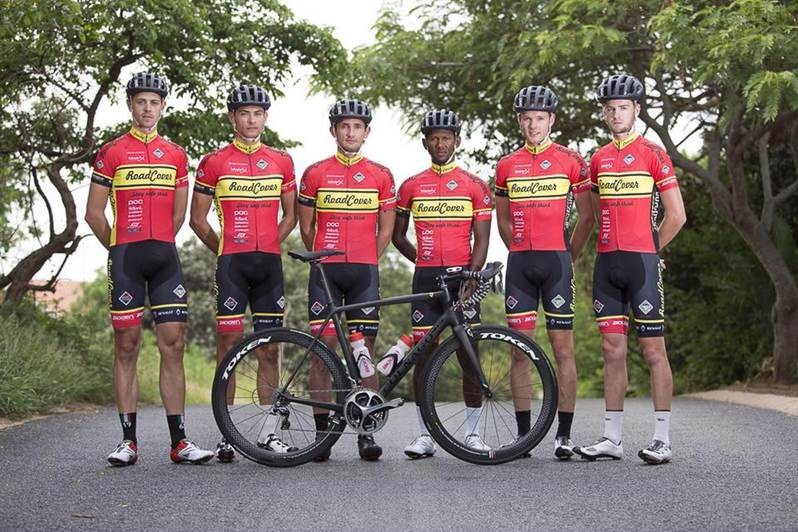 RoadCover Cycling team completes highly successful Mpumalanga Tour