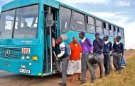 Minister Dipuo Peters to hand over symbolic Torch of Peace and address scholar transport issues