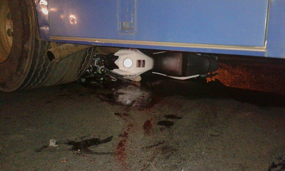 Motorcyclist dies in collision with bus on Hendrik Verwoed Drive in Centurion
