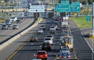 Largest percentage increase in road deaths in the U.S. in fifty years