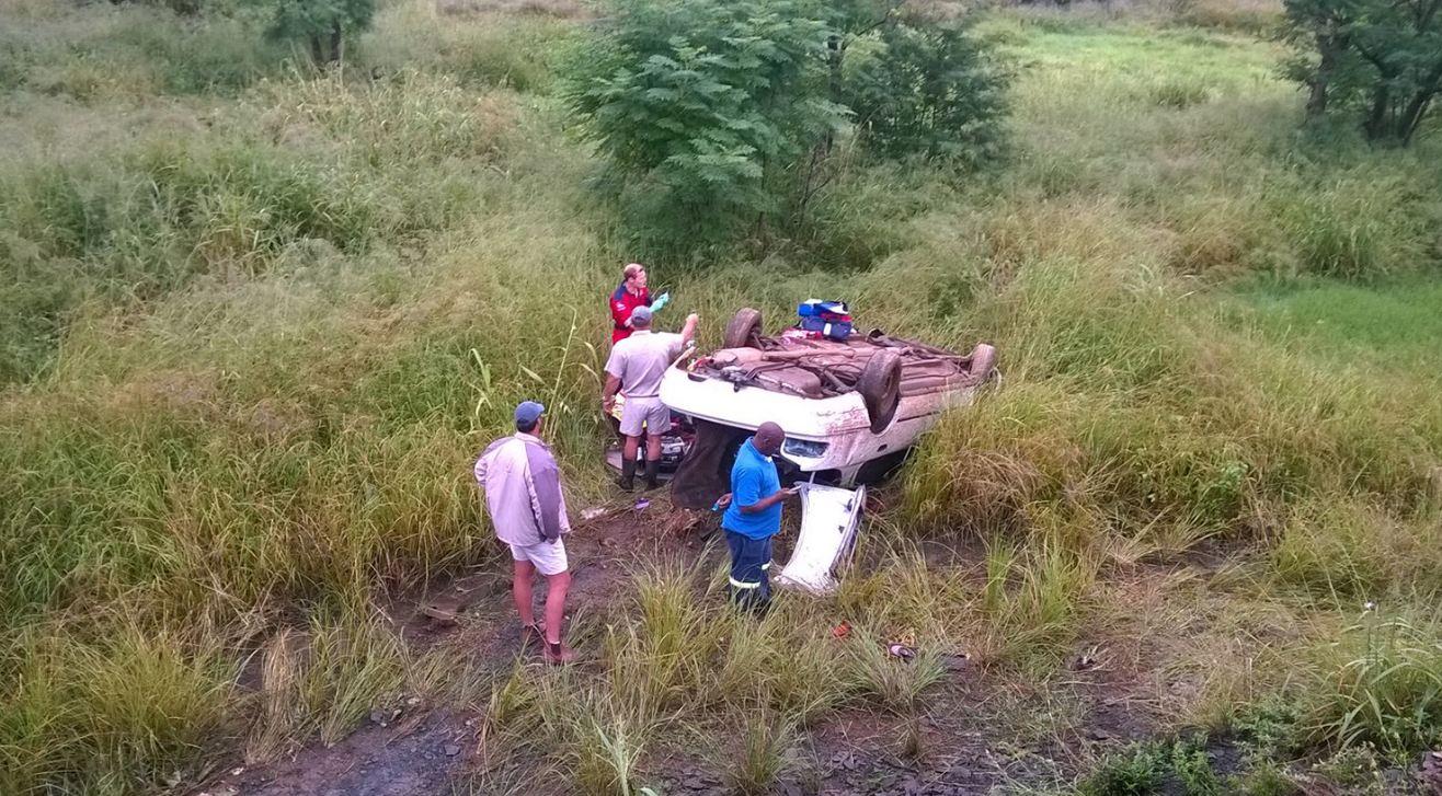 Woman dies, children injured on R33, Albert Falls