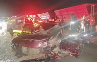Durban N2 Queen Nandi Drive crash leaves man fighting for his life