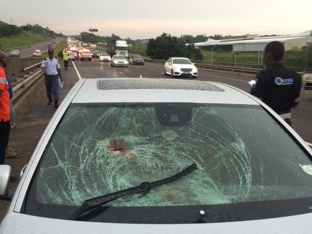 Man killed on N2 pedestrian collision