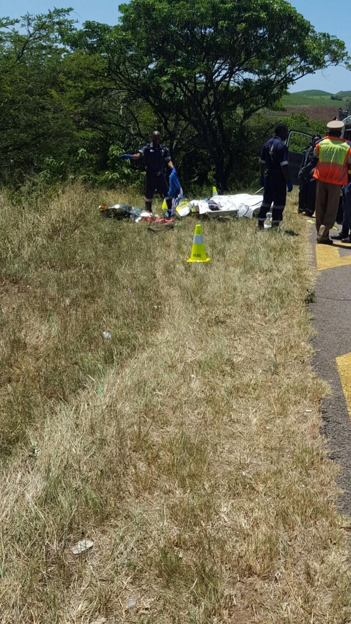 Three dead, three hurt in crash on N2