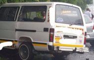 Six hurt in Glen Ashley taxi smash